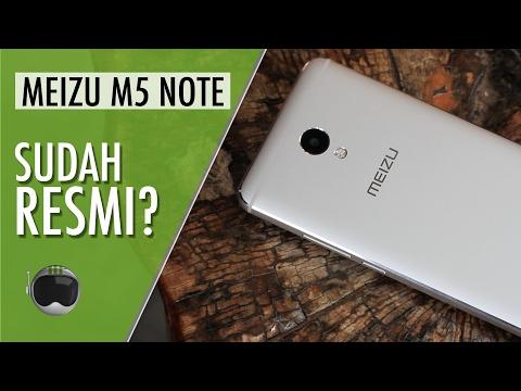 Meizu M5 Note Quick Review Indonesia: Sudah Resmi?