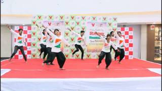 Salam India Mary Kom Dance Performance  BY