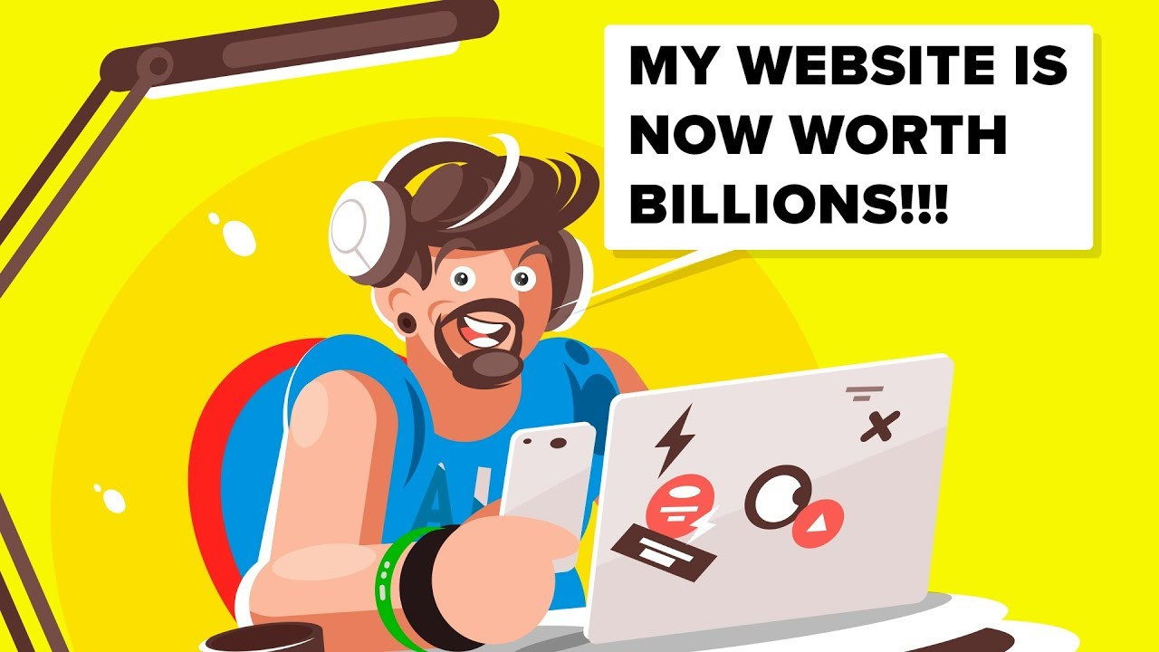 Simple Websites That Turned Into BILLION Dollar Business