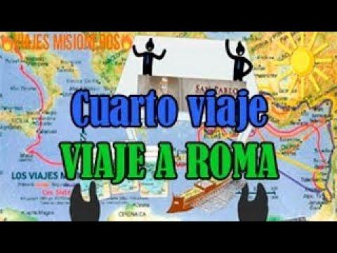 Cuarto viaje del ap stol pablo el viaje a roma ilustrado for Cuarto viaje de pablo
