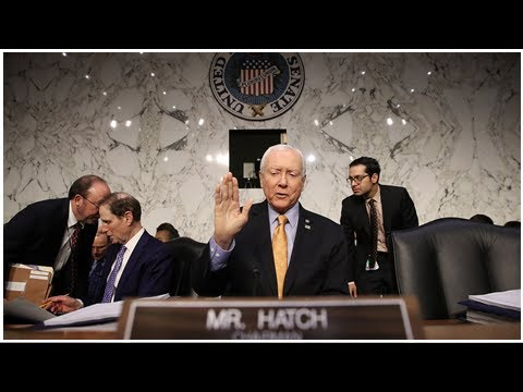 The salt lake tribune to call Sen. orrin hatch to step down in the blistering editorial