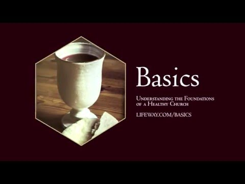 Basics: Understanding the Foundations of a Healthy Church