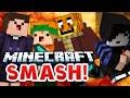 Nein  Nicht da drauf    Minecraft Smash