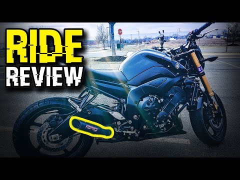 Coffman's exhaust ride review