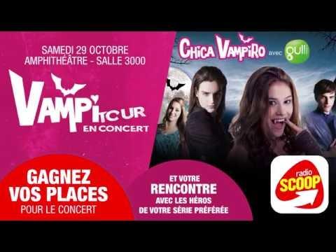 Chica Vampiro débarque à Lyon, Radio Scoop vous offre vos places et la rencontre !