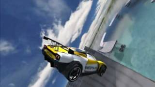 Trackmania united forever - island extreme