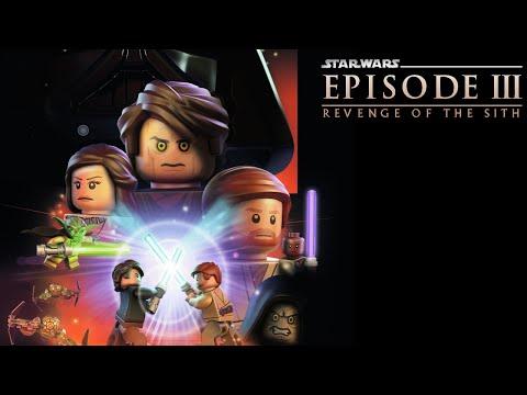 Lego Star Wars: The Complete Saga (iOS) - Episode III