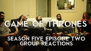 Game of Thrones - House of Black and White - Group Reaction