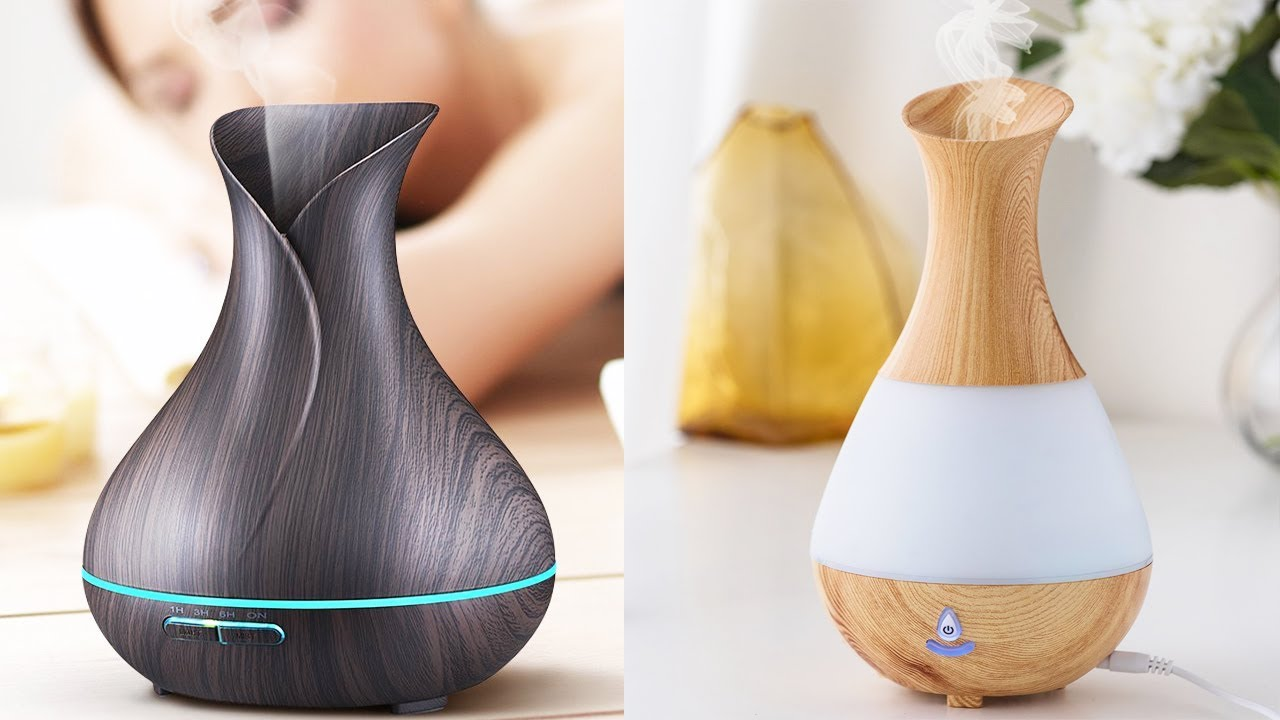 5 Best Essential Oil Diffuser On Amazon Top Oil Diffuser In 2019 Youtube