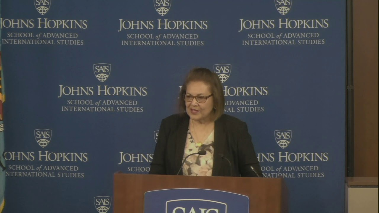 Events at Johns Hopkins SAIS