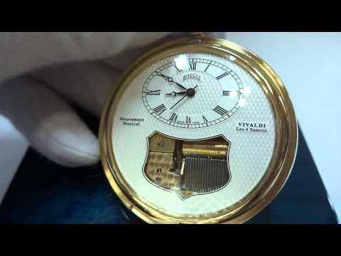 Musical pocket watch, Vivaldi
