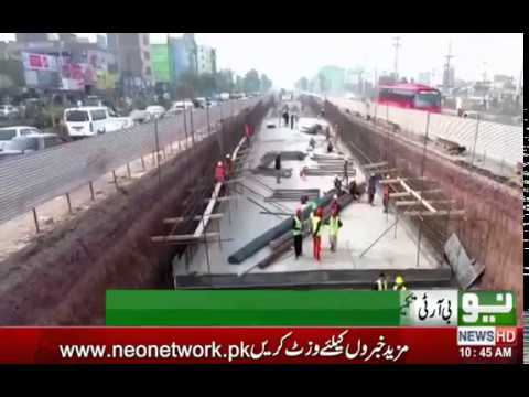 Special report on Peshawar Bus Rapid Transit BRT mega project | Neo News