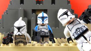 A Clone Wars Tale - Lego Star Wars Stop motion