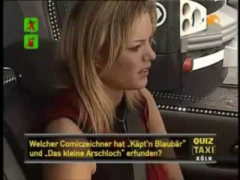 2 dumme frauen im quiz taxi youtube. Black Bedroom Furniture Sets. Home Design Ideas
