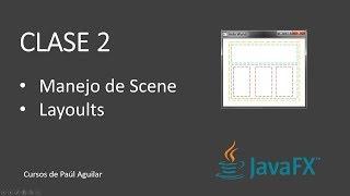 Clase 2 - Uso de Layoults - Curso JavaFX