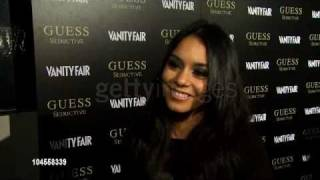 Baixar INTERVIEW: Vanessa Hudgens at the GUESS and Coty Beauty Worldwide Launch of Seductive