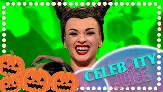 Holly's Don't Show Keith Your Teeth FAIL! | HALLOWEEN SPECIAL | Series 16