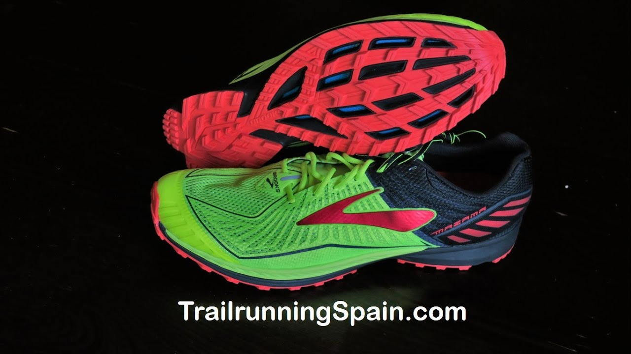 3f928d62e8c91 Brooks Mazama review  Trail running shoes analysis by Mayayo  moxigeno