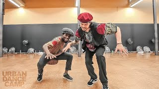 Africano - Earth, Wind & Fire / Ruben & Roche Choreography / 310XT Films / URBAN DANCE CAMP