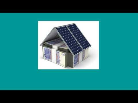 Solar Gladstone:  Mother Nature's Free Power