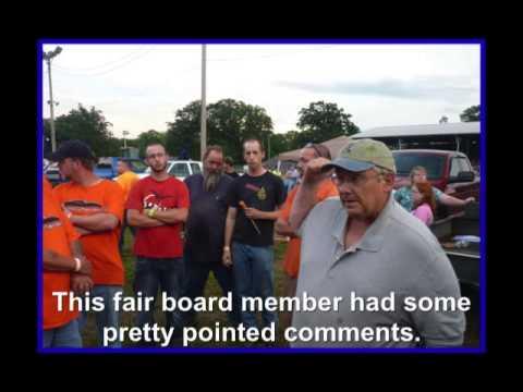 Champaign County Fairgrounds, Urbana, Illinois - Track #1,871