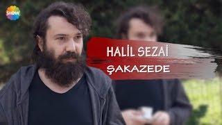 Halil Sezai garip bir kazanın ortasında kalıyor!