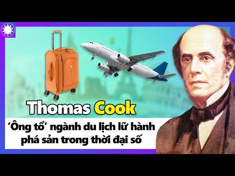 """Thomas Cook – """"Ông Tổ"""" Ngành Du Lịch Lữ Hành Và Bài Học Đắt Giá Thời Đại Số"""