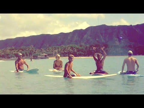 Waikiki, Hawaii | Retro Edition, Waikiki Groms