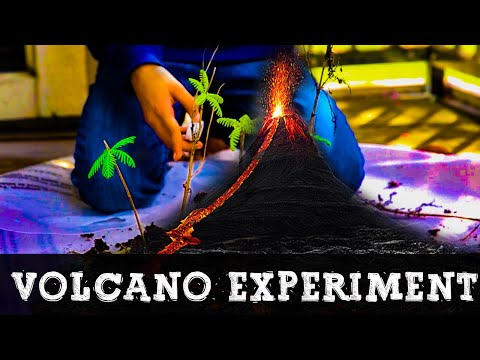 volcano-science-experiment-for-kids-volcano-fun-facts-#learnwithdiva