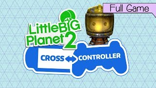 LittleBigPlanet: PS Vita - Cross-Controller DLC (Vita & PS3 Footage)