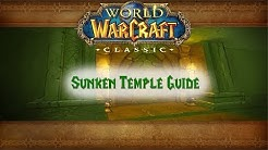 Classic WoW Dungeon Guide: Sunken Temple (51-54)