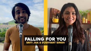 Falling for you - Sriti Jha & Dushyant singh | Hindi | Tape A Tale
