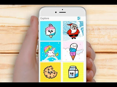 Kawaii Drawing Easy How To Draw Step By Step Apps On