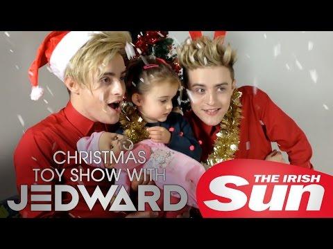 Irish Sun's Christmas Toy Show with JEDWARD