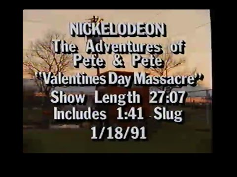 The Adventures of Pete & Pete: Valentines Day Massacre (air version)