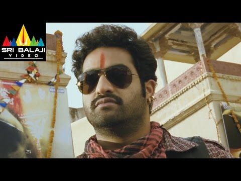 Jr.NTR Action Scenes Back to Back   Telugu Action Scenes   Sri Balaji Video