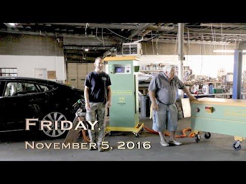EVTV Friday Show - November 5, 2016