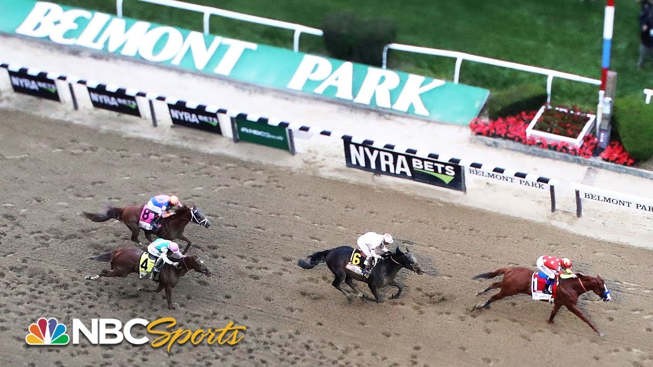 Behind historic Belmont Stakes 152 move | Racing from Home | NBC Sports