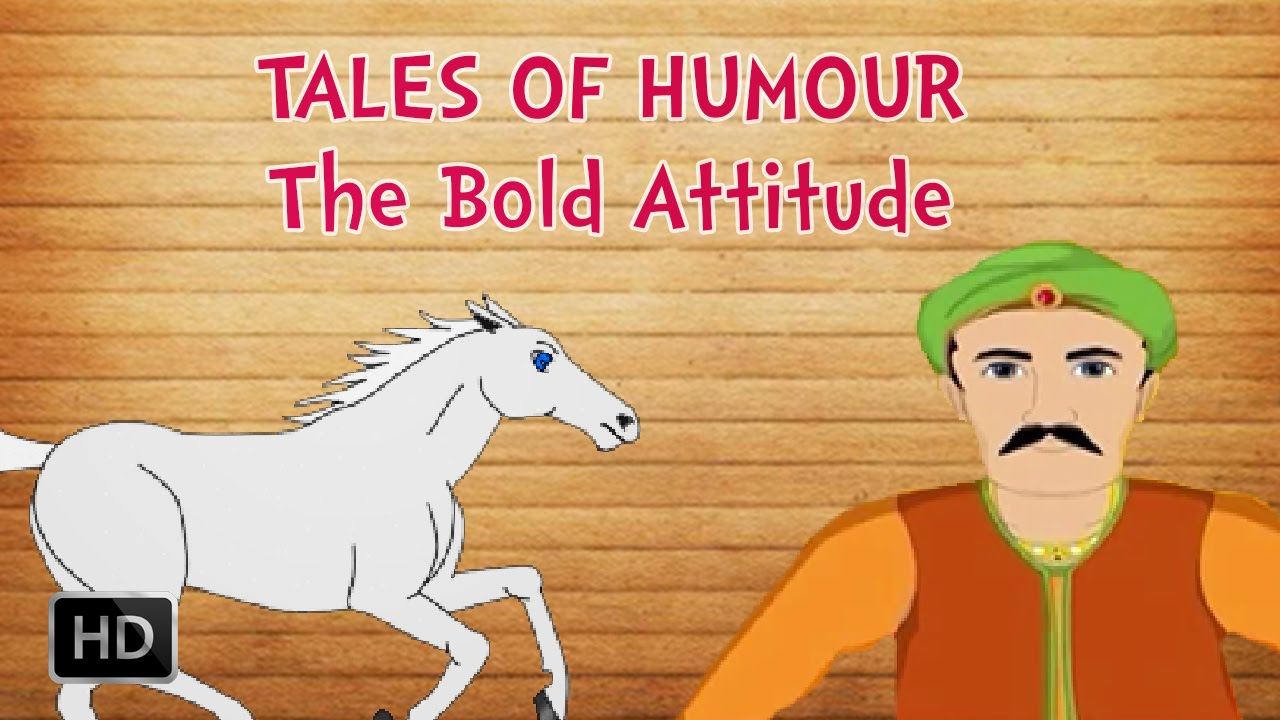 Tales of Humour - The Bold Attitude - Short Stories for Children ...