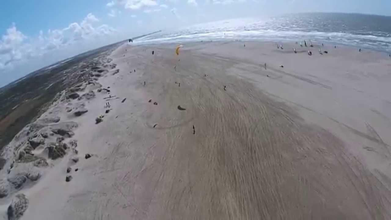 Ijmuiden Aan Zee Het Doe Strand Van Nederland Livedrone Youtube