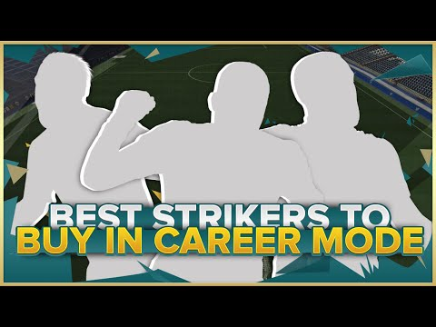 FIFA 16: The Best Strikers To Buy! (Career Mode Guide!)