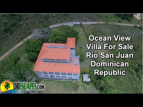 Ocean View Fixer Upper In Rio San Juan Dominican Republic - Good B&B Opportunity