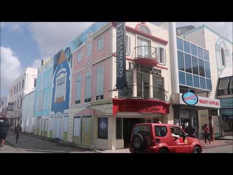Bridgetown, Barbados - Downtown HD