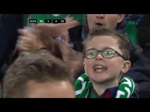 Ireland V New Zealand 17 November 2018  Rugby