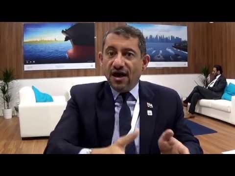 Hellenic Shipping News Worldwide  Posidonia 2016 Coverage: Dubai Maritime City Authority Interview