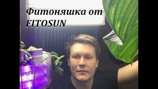 """""""Фитоняшка"""" от Fitosun, перевел фитофильтр на диоды."""