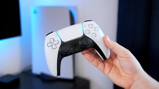 PlayStation 5 Unboxing & Live Demo vom neuen Controller!