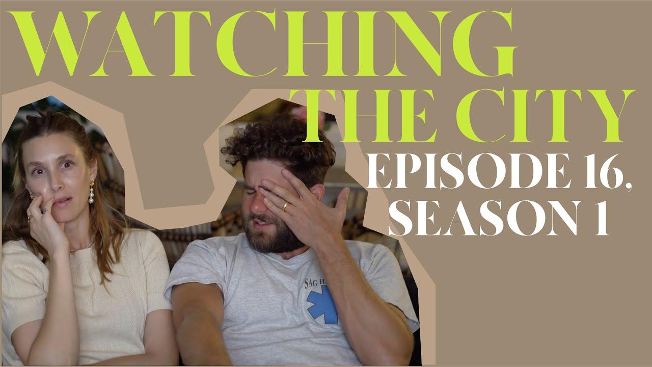 Reacting to 'The City' | Episode 16, Season 1 | Whitney Port