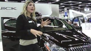 Buick Encore 2013 - Review, Exterior, Interior, New - Portland Auto Show 2013