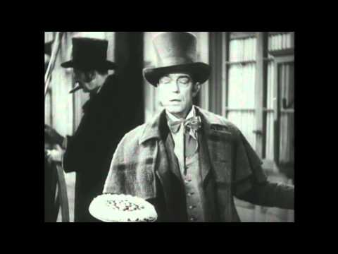 Buster Keaton in Happy Birthday by Leif Garrett